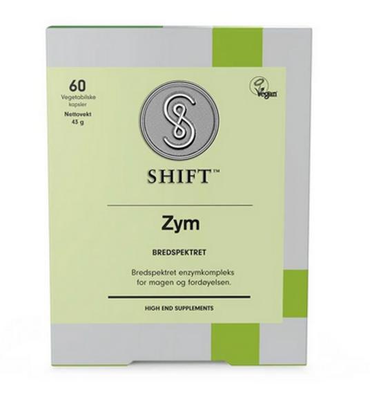 SHIFT Zym 60 kapsler