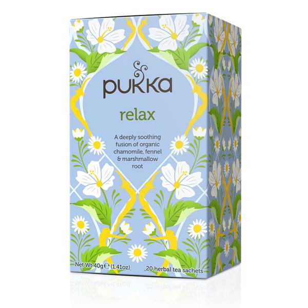 Pukka Relax Tea 20 poser