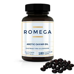 Bilde av Romega Arctic Caviar Oil 180 kapsler