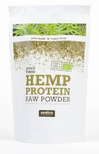 Bilde av Purasana Hemp proteinpulver 200 g