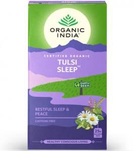 Bilde av Organic India Tulsi Sleep Tea 25 poser
