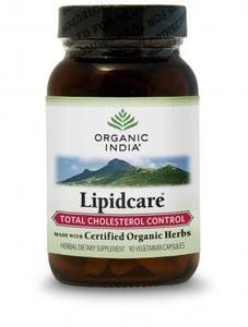 Bilde av Organic India Lipidcare 90 kapsler