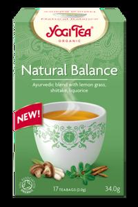 Bilde av Yogi Tea Natural Balance 17 poser