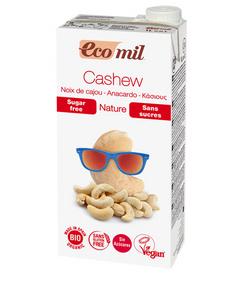 Bilde av EcoMil Cashewmelk naturell 1 liter