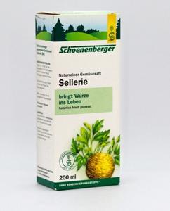 Bilde av Salus Schoenenberger Sellerijuice 200 ml